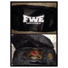 FWE Replica Title Logo Bag