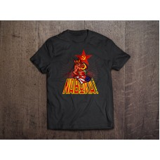 Boris Naboka Devil T-Shirt