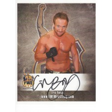 Eric Young Signed 8x10 (Version 1)