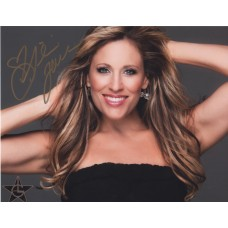 Lilian Garcia Signed 8x10 (Version 1)
