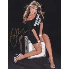Lilian Garcia Signed 8x10 (Version 2)