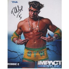 Robbie E. Signed 8x10 (Version 1)