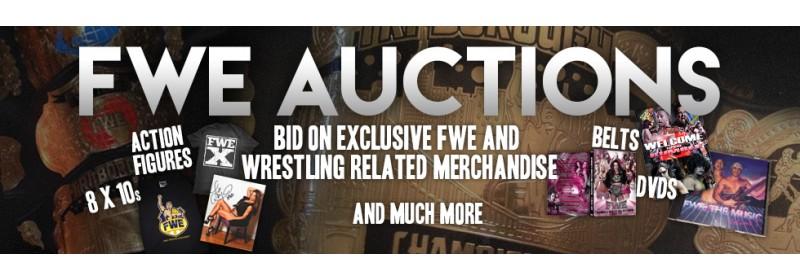 Live Auctions!