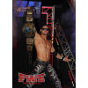 John Hennigan and Aj Styles AUTOGRAPHED Heavyweight Replica Title (Includes Shipping)
