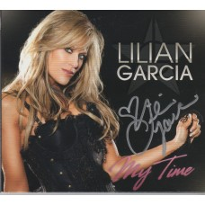 Lilian Garcia Signed My Time