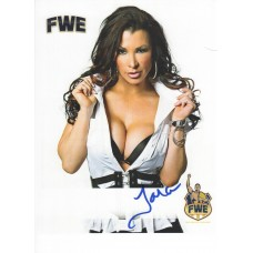 Lisa Marie Varon Signed 8x10 (Version 3)