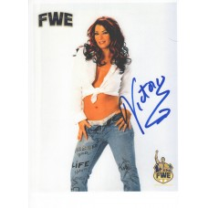 Lisa Marie Varon Signed 8x10 (Version 4)