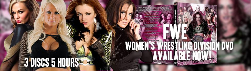 FWE Women's DVD